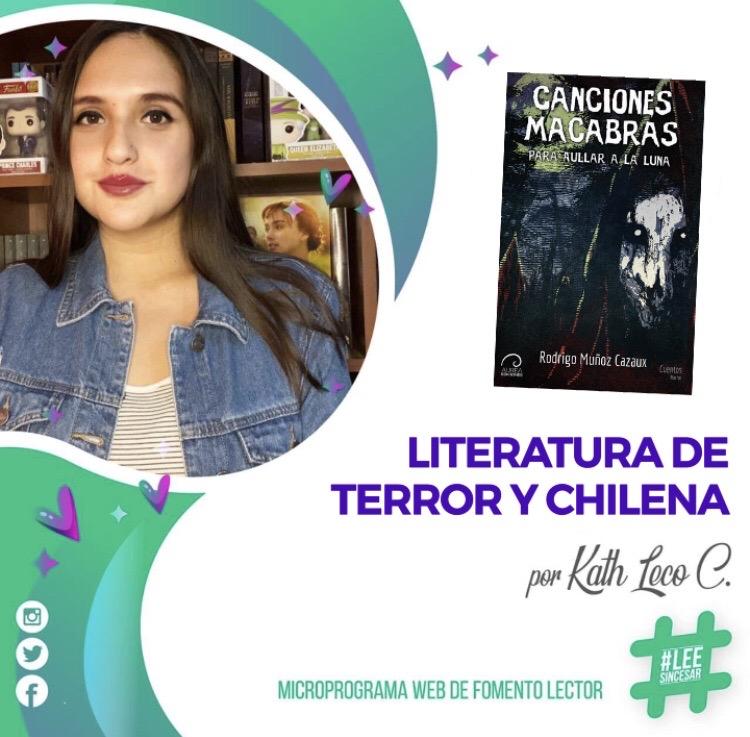 Literatura de terror y chilena
