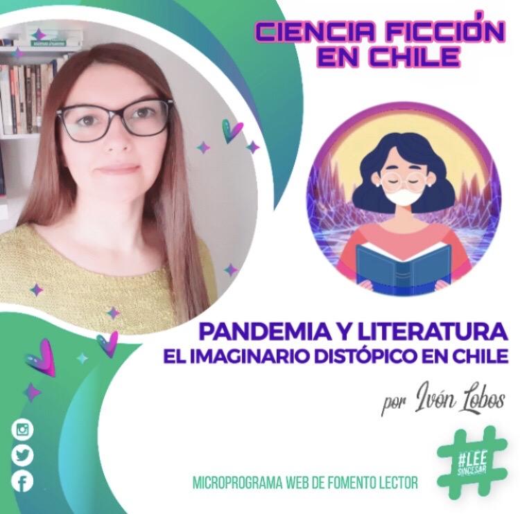 Pandemia y literatura: el imaginario distópico en Chile