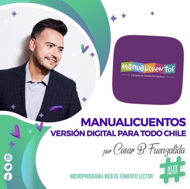 Manualicuentos: versión digital para todo Chile